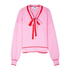 공식[MSGM] W_Double Cotton Knit(PINK)