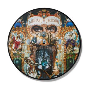 Michael Jackson - Dangerous (Picture Disc Vinyl LP)