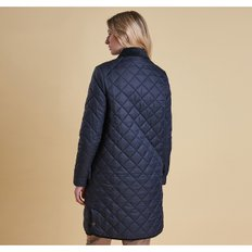 퀄티드 보더 네이비 Barbour Quilted Border NAVY (BAI2LQU0713NY91)
