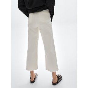 Wide leg cropped trousers 05047535251