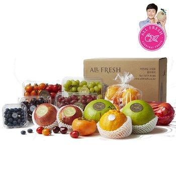 [올프레쉬][올프레쉬 무료배송] 과일소믈리에 조향란 과일 박스