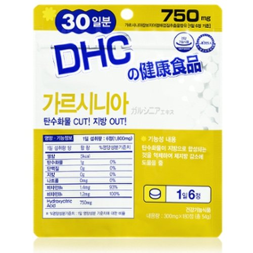 [DHC] DHC 가르시니아 30일분 (300mg180정)