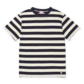 T-SHIRT ML HERITAGE NAVY NATURE