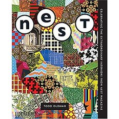 The Best of Nest: Celebrating the Extraordinary Interiors from Nest Magazine (Hardcover)  - DESIGN