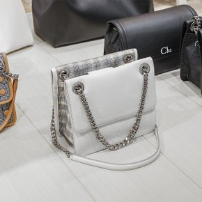 클루(CLU) JAXSTA BAG in WHITE