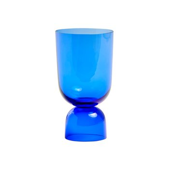 [주문 후 3개월 소요] Bottoms Up Vase S Electric Blue