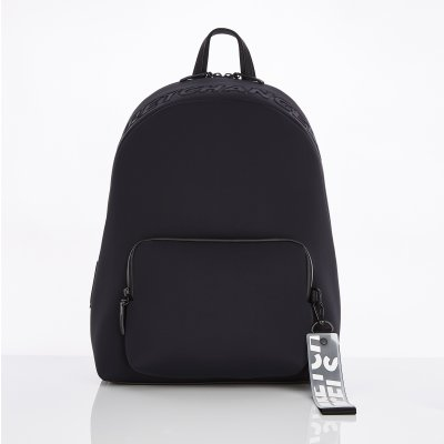 스트레치엔젤스[N.E.O] Basic zipper pocket backpack L (Black)