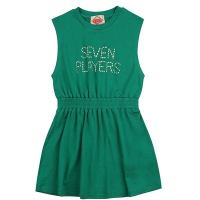 Seven players sleeveless dress / BP8228428