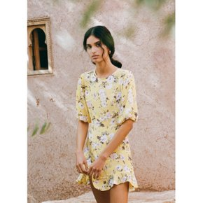 Faithfull The Brand JEANETTE DRESS_POMELINE FLORAL