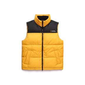 N194UDV020 (공용)바이슨 RDS Duck Down Vest  VIBRANT YELLOW