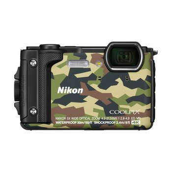 COOLPIX W300s Camouflage