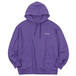 Spin Logo Pullover Hoodie Purple(PNES20KT04170)