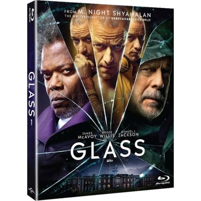 글래스 (1 Disc) [블루레이] / Glass (1 Disc) [Blu-Ray]
