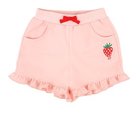 Strawberry baby ruffle shorts (BP0221246)