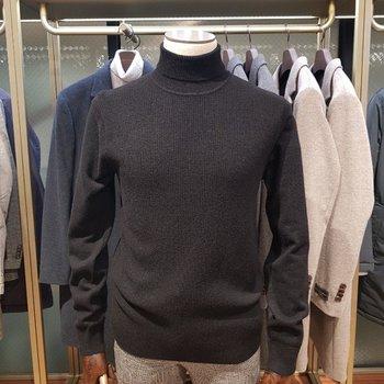 [EDITION[에디션]]FW 캐시미어&울 블랜딩 터틀넥 스웨터 3종 택1 [NEY4EU1606]