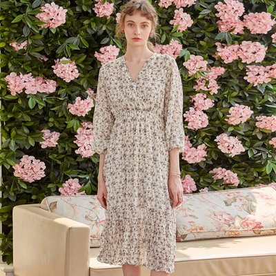 FREESIA FRILL LONG OPS_CREAM (2222267)