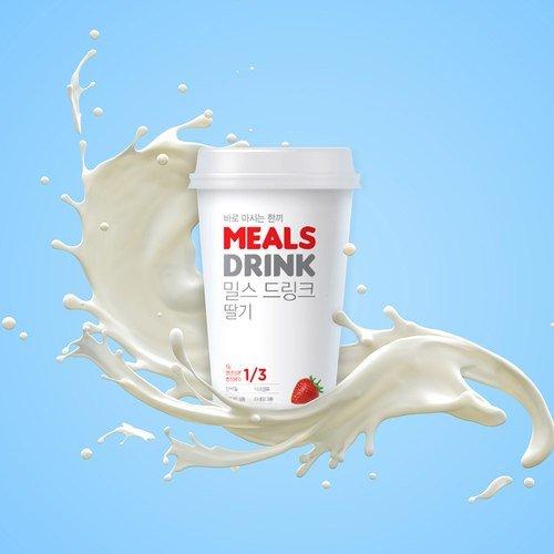 1일권장량 1 3 영양소 담은 밀스 드링크(300ml) 덴마크  f2d98a70d7f8