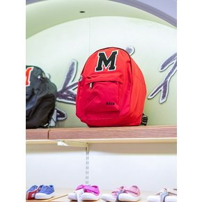 [MSGM]트래드후스 MSGM BACKPACK 016275 ZAINO RED