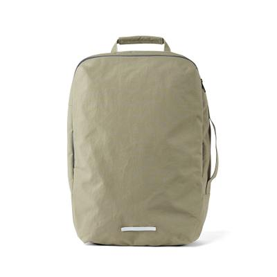 PAPER PACK SQUARE BACKPACK 640 OLIVE