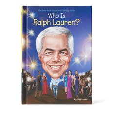 Who is Ralph Lauren? (HMNLHSAHS610004B91)
