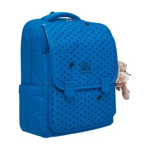 [BONTON] Bonton star print mix backpack (BQS33UP14K_LU)