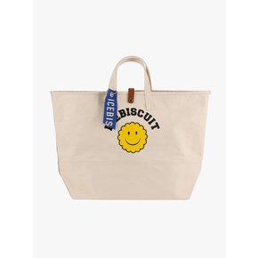 Icebiscuit smile oxford cotton bag
