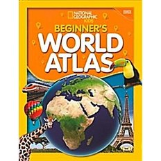 National Geographic Kids Beginner`s World Atlas, 4th Edition (Paperback)  - National Geographic의 어린이 세계전도