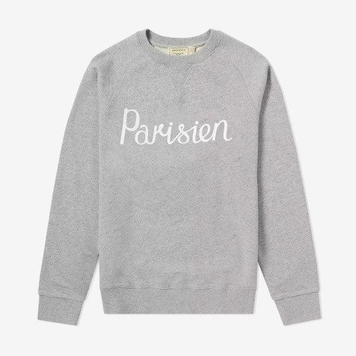 [PRE-ORDER] 20SS SWEATSHIRT PARISIEN GREY MEN AM00301KM0001