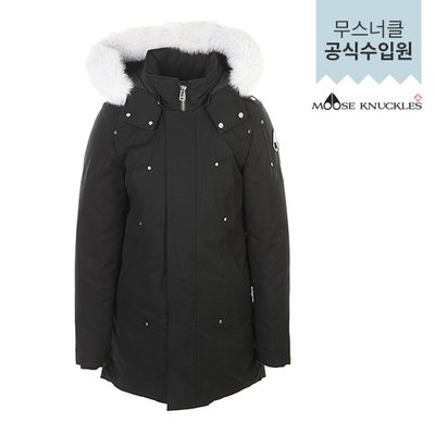 [MOOSEKNUCKLES] 남성 스틸링 파카 Mens Stirling Parka (18FMK8679MPKMK290)