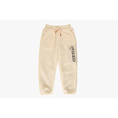 [20% SALE] Icebiscuit sherpa fleece pants
