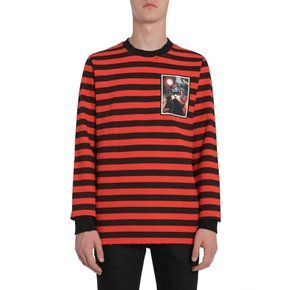 Givenchy Cuban Fit Sweatshirt FW17 17W7175560001 17W7175560 001