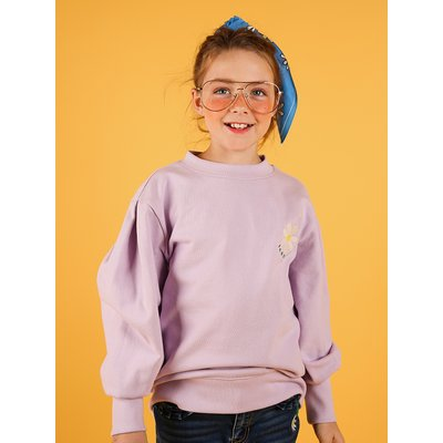 [20% SALE] Daisy balloon sleeve sweatshirt