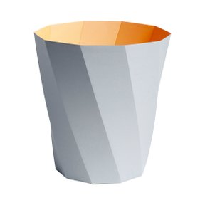 Paper paper bin Light grey