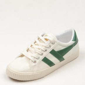 골라클래식 남녀공용슈즈 Tennis CMA280WN(Off White/Dark Green)