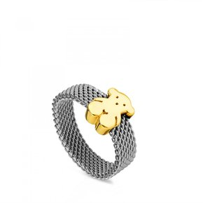 [최초출시가 249,000원]Steel and Gold Sweet Dolls Ring/반지/915900741