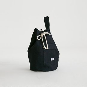 SELVAGE DENIM DUFFLE BAG