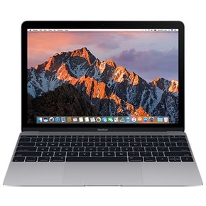 [Apple] 2017 MacBook 512GB - 스페이스그레이/ 1.3GHz/8GB/512GB (MNYG2KH/A)