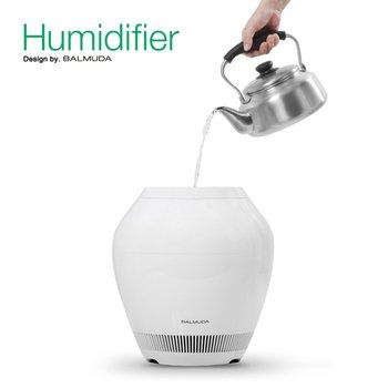 [아름다운 청정가습기] 발뮤다 가습기(Humidifier)/ERN-1000SD-WK/자연기화식/필터식/효소필터가습필터/에어워셔