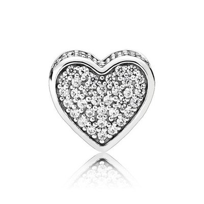 판도라 796084CZ LOVE PANDORA ESSENCE CHARM