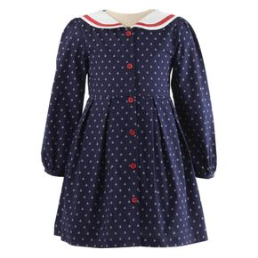 Anchor Sailor Dress