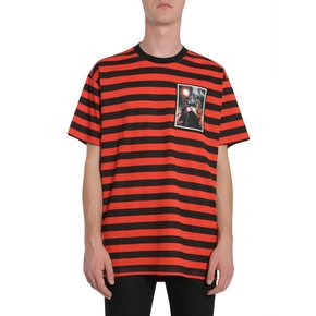 Givenchy Columbian Fit T shirt FW17 17W7174561001 17W7174561 001