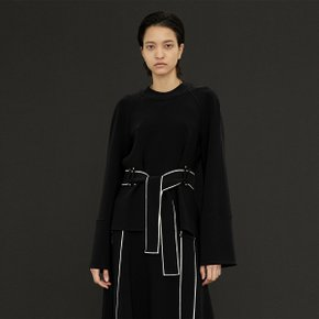 Pollar Belt Top_Black