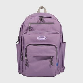 [2/28 순차배송][Ncover] Traveler backpack-light purple