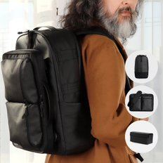 PW All in one pack Backpack Cross Sling bag