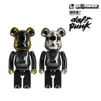 [KINKI ROBOT] 베어브릭 다프트펑크 200% BEARBRICK DAFT PUNK SET_RAM VER (1511030)