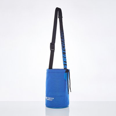 스트레치엔젤스[M.K.N] Star lover string knit body-bag (Blue)