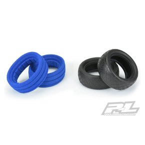 "[Pro-Line Racing]AP8294-204 Shadow 2.2"" 4WD Off-Road Buggy Front Tires"