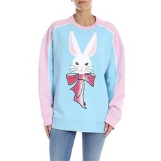 [비베타] Rabbit sweatshirt in light blue (19I V2M0 E021 4214 UD41)