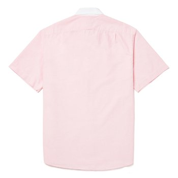 ISAAC CAMPUS BUTTON DOWN SHIRTS PINK