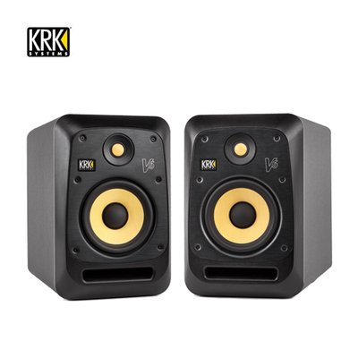 [KRK] V 시리즈 6 V6S4 - Powered Reference Monitor (1조)